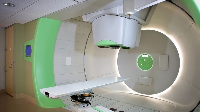 First 'Flash' irradiation delivered in a clinical proton therapy treatment room